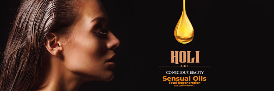 Holi Sensual Oil Hair and Body Formula