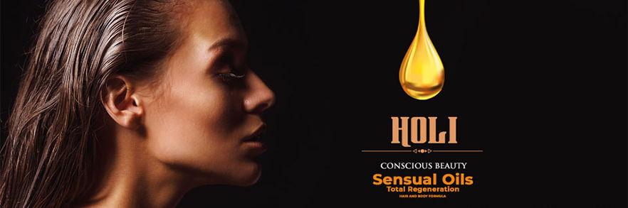 Holi Sensual Oil Hair and Body Formula