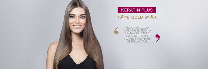 Keratin Plus Gold
