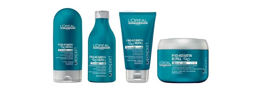 Serie Expert Pro Keratin Refill