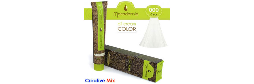 Oil cream color Creative Mix