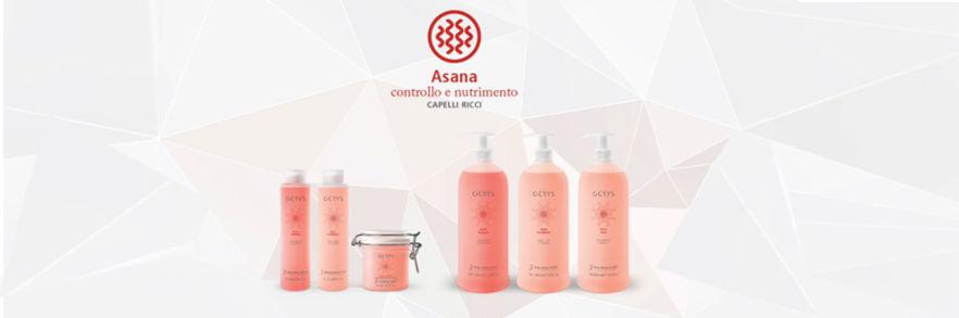 Asana - Capelli Ricci