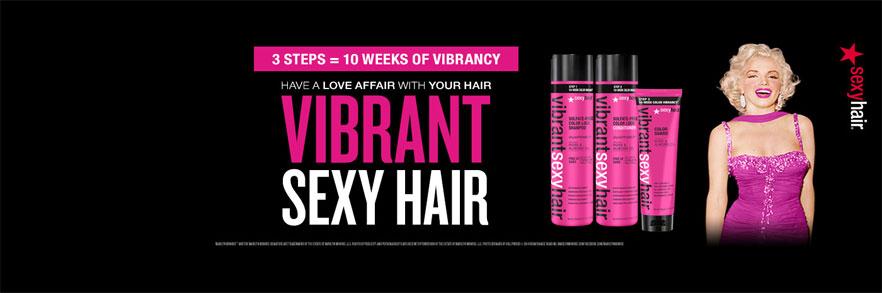 Vibrant Sexy Hair