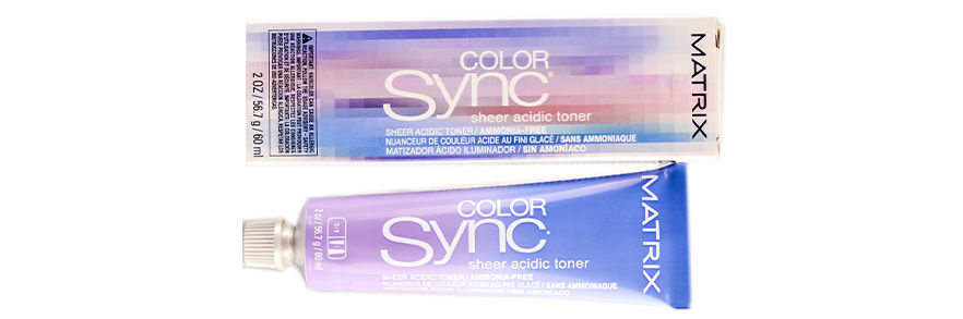 Sheer Acidic Toners