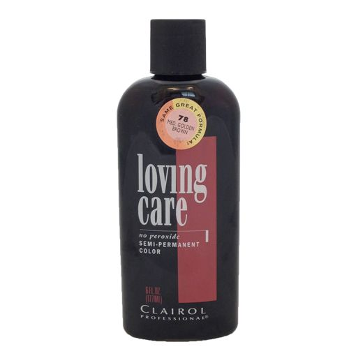 Clairol Loving Care #80 Castano Ramato 177ml
