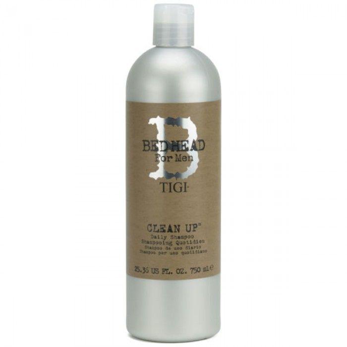Tigi Bedhead for Men Clean Up Daily Shampoo 750ml