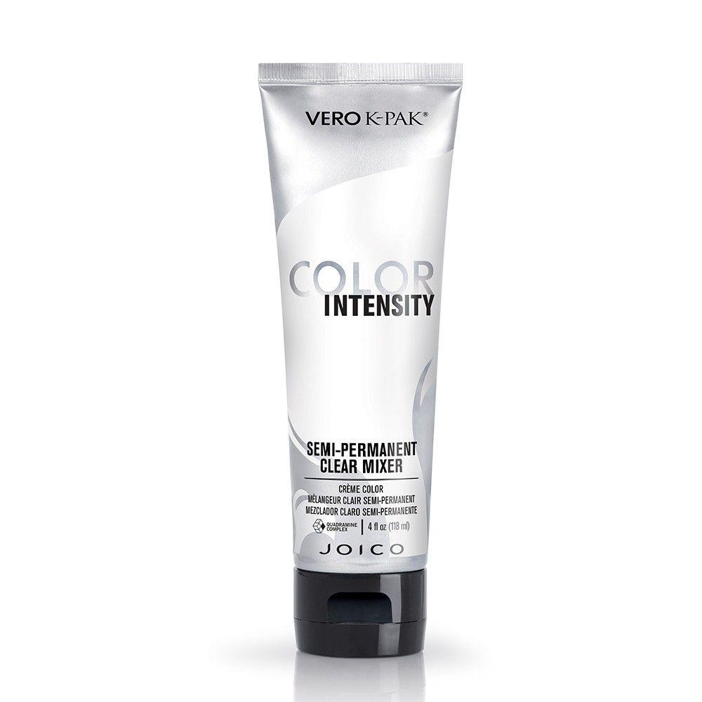 Joico Vero K-Pak Color Intensity - Colorazione Semi-Permanente - Clear Mixer 118ml