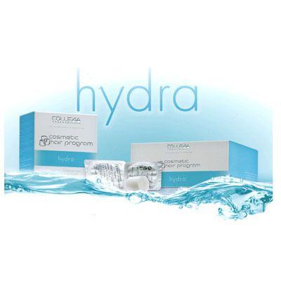 Hydra Cosmetic Hair Program Collexia - Trattamento Idratante per capelli - 8 capsule