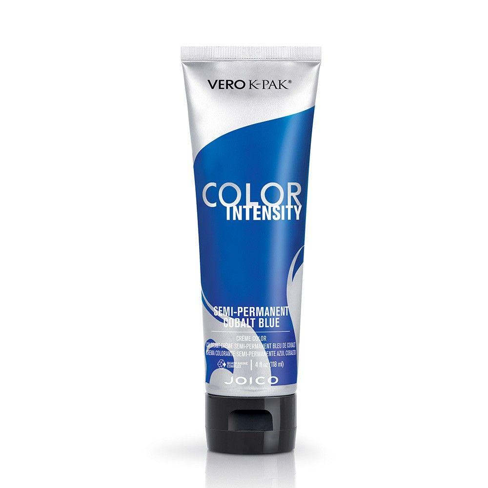 Joico Vero K-Pak Color Intensity - Colorazione Semi-Permanente - Blu Cobalto 118ml