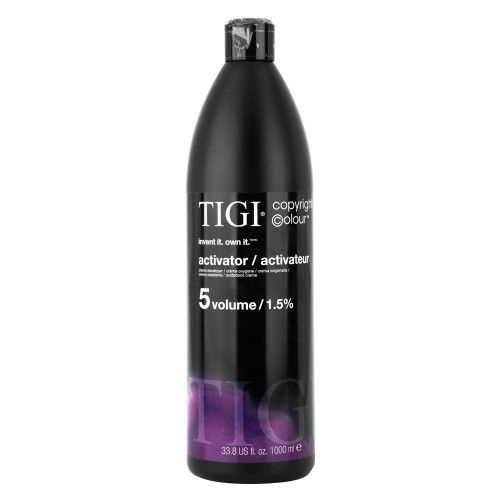Tigi Copyright Colour Creative Activator 5 Vol 1000ml