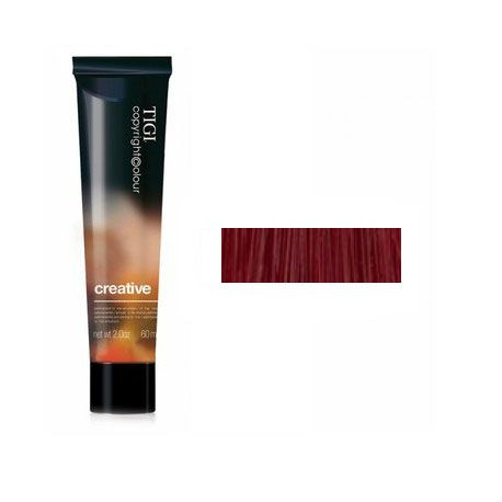 Tigi Copyright Colour Creative 55/66 Marrone Rossastro Intenso 60ml