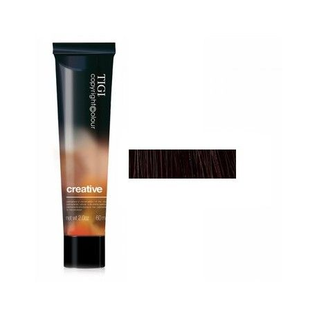 Tigi Copyright Colour Creative 4/85 Marrone Mogano 60ml