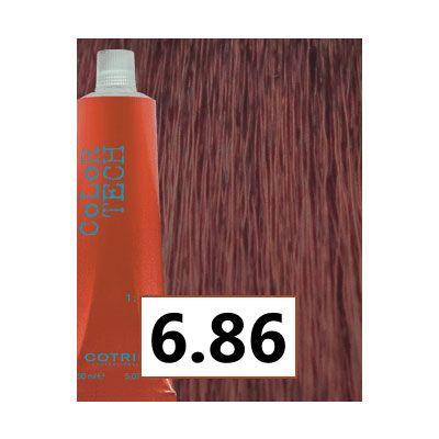 Cotril Color Tech - 6.86 - Cacao e Cannella 150ml