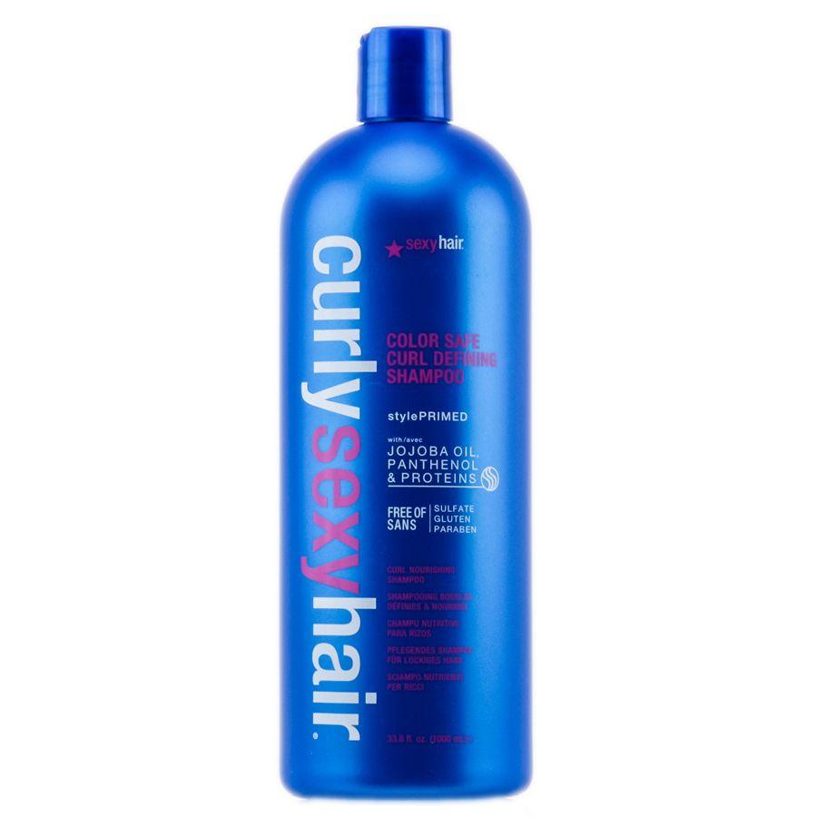CURLY SEXY HAIR Curl Defining Shampoo 1000ml