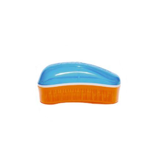 Dessata Spazzola Districante Mini Flour Blu Arancione