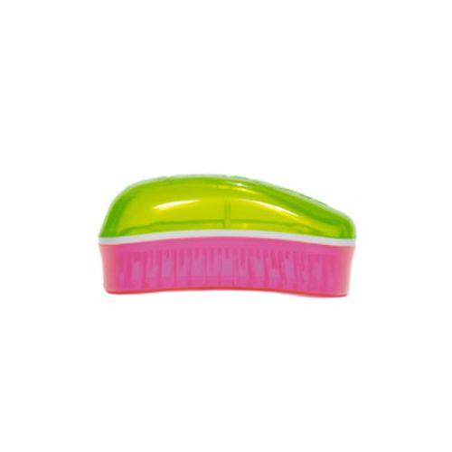 Dessata Spazzola Districante Mini Fluor Verde Fucsia