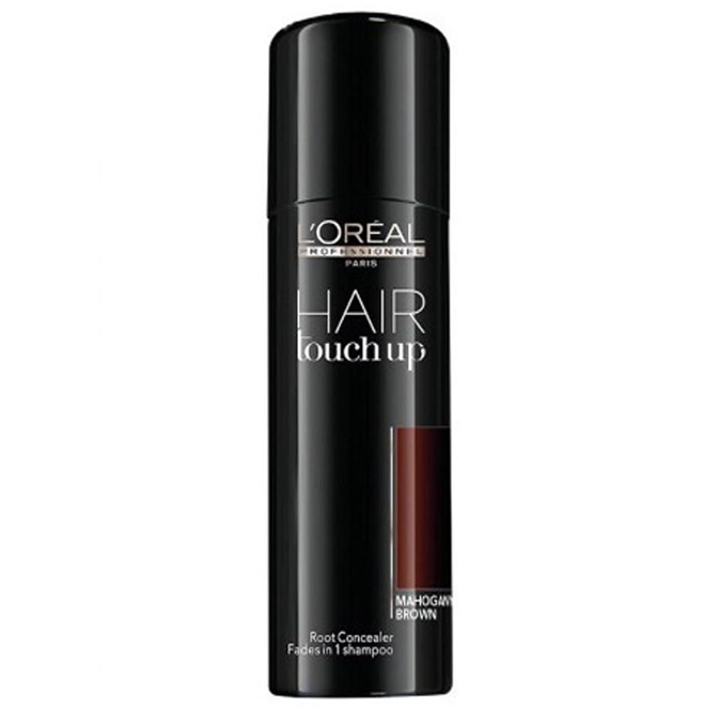 L' Oreal Hair Touch Up Mahogany Brown 75 ml