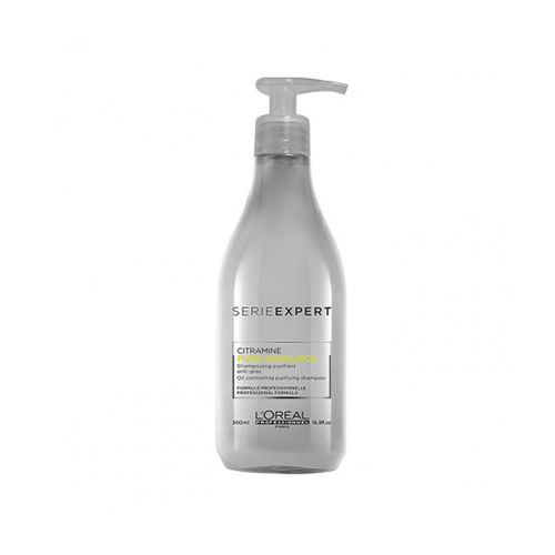 L'Oreal Serie Expert Scalp Pure Resource Shampoo 500ml