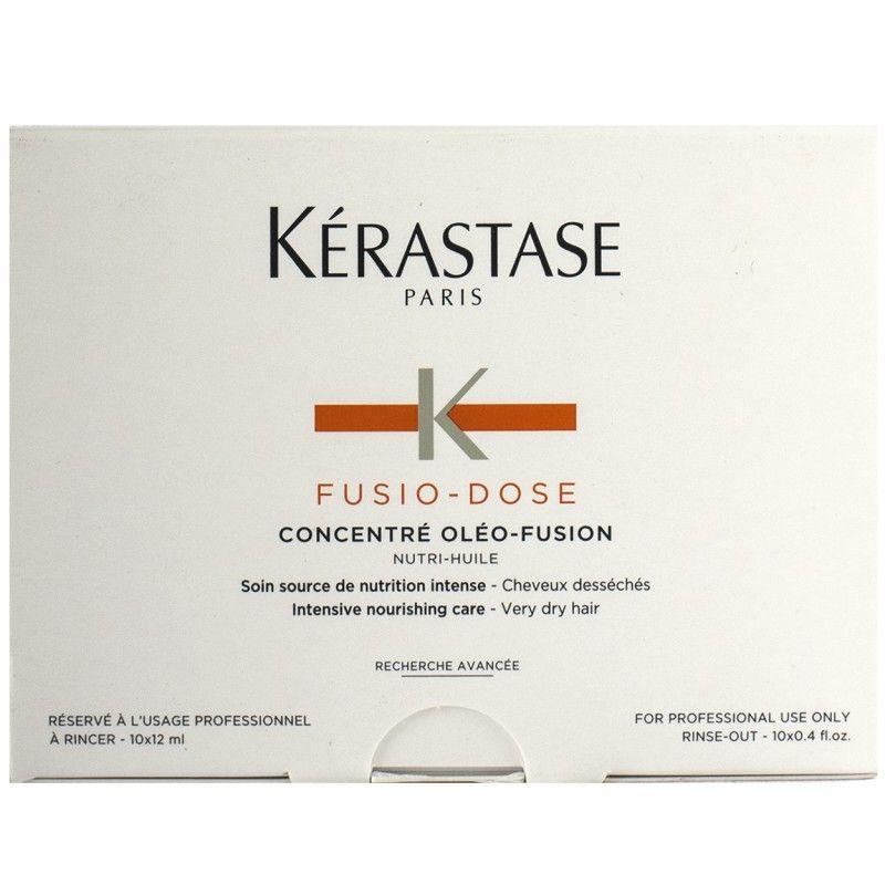 Kerastase NEW Fusio-Dose Concentré Oleo-Fusion 10x12ml