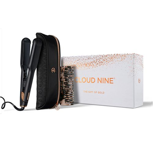 Cloud Nine Piastra Gift of Gold Wide Iron