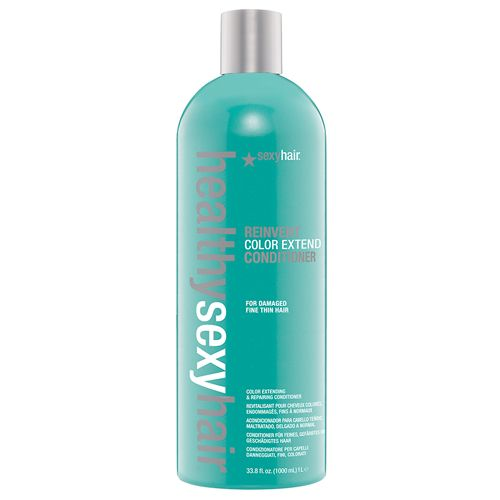 HEALTHY SEXY HAIR Reinvent Conditioner for Fine/Thin Hair 1000 ml