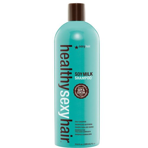 HEALTHY SEXY HAIR Sulfate-Free Soy Moisturizing Shampoo 1000ml