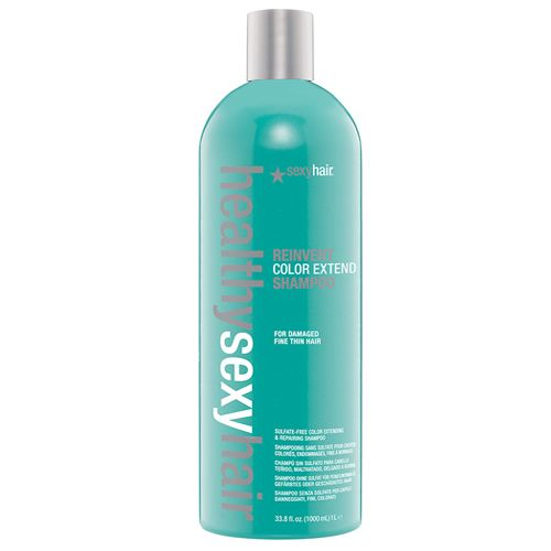 HEALTHY SEXY HAIR Reinvent Shampoo for Fine/Thin Hair 1000 ml