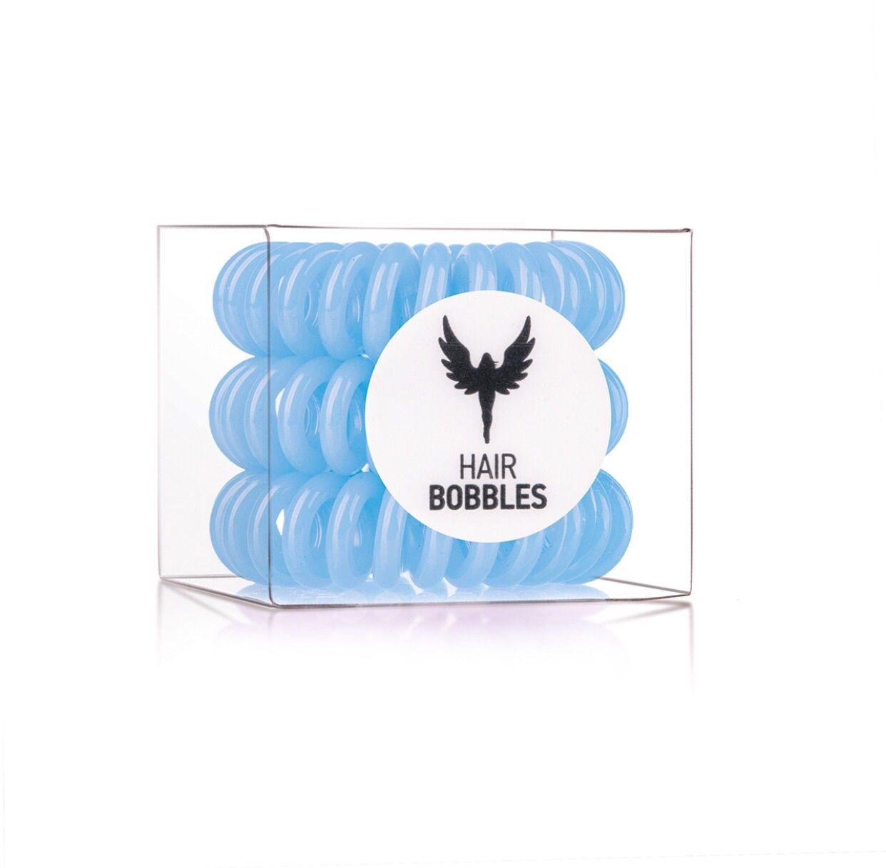 Hh Simonsen Hair Bobbles Azzurro Elastico Per Capelli - 3 PZ