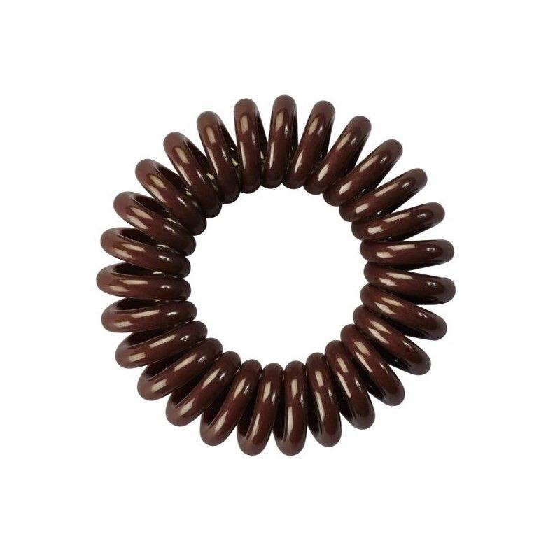 HH Simonsen Hair Bobbles Marrone Elastico Per Capelli - 1 PZ