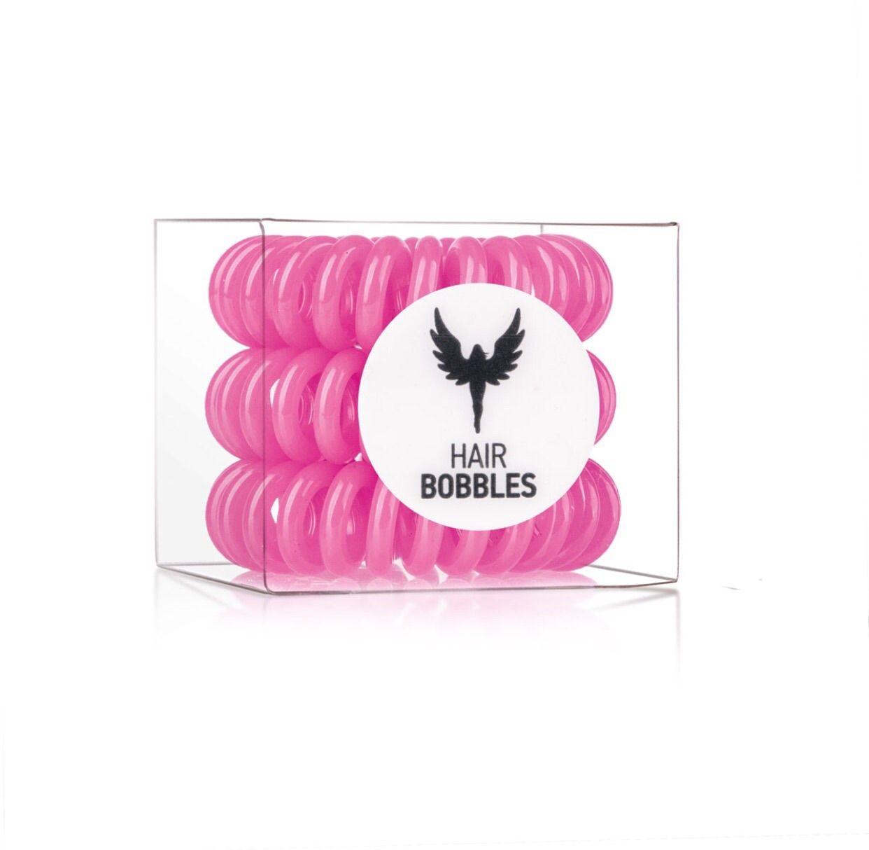 Elastico per capelli HH SIMONSEN Hair Bobbles Rosa  - 3pz.