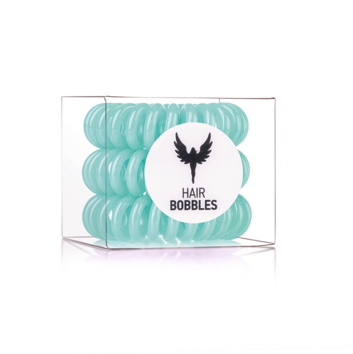 Elastico per capelli HH Simonsen Hair Bobbles verde - 3pz.