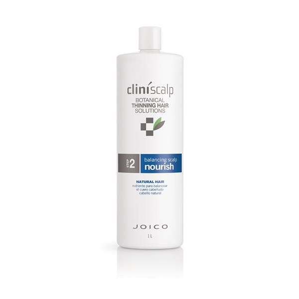 Joico Cliniscalp Balancing Scalp Nourish - Natural Hair 1L