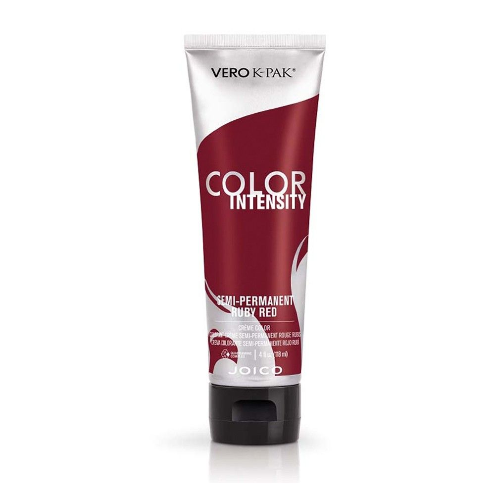Joico Vero K-Pak Color Intensity - Colorazione Semi-Permanente - Rosso Rubino 118ml