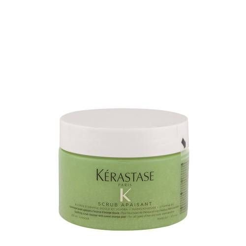 Kerastase Fusio Scrub Apaisant 250ml. - Scrub lavante e lenitivo per tutti i tipi di capelli