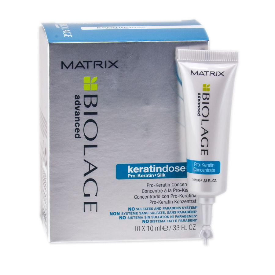 Matrix Biolage Advanced Keratindose Pro-keratin Concentrate 10x10ml