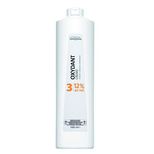 L'oreal Professionnel Oxydant Creme n.3 - 12% - 40 Volumi - 1000ml Ossigeno