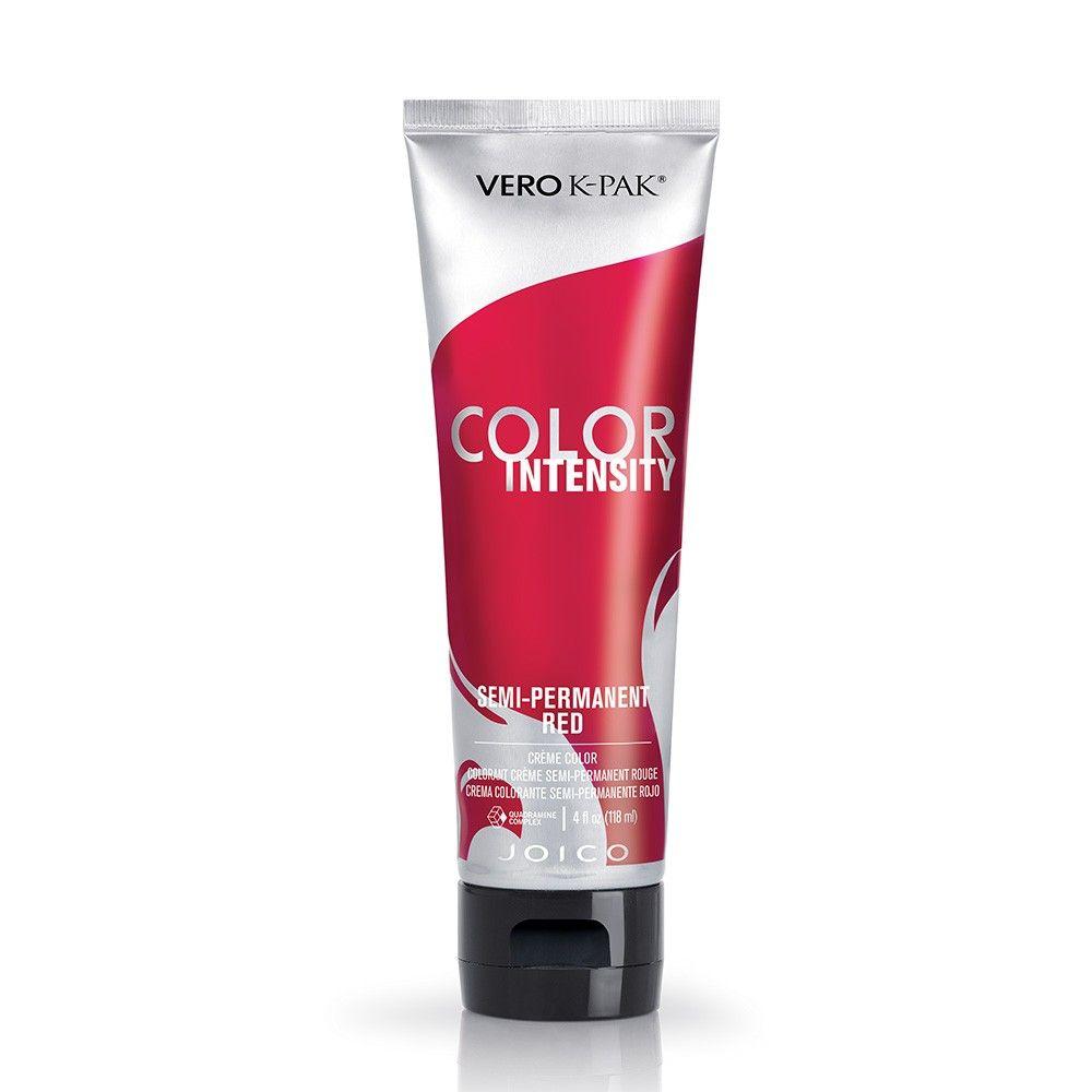 Joico Vero K-Pak Color Intensity - Colorazione Semi-Permanente - Rosso 118ml