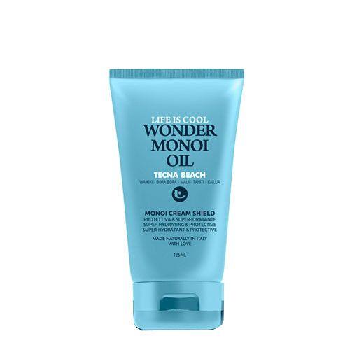 Tecna Beach Solare Monoi Cream Shield 125 ml Crema Protettiva