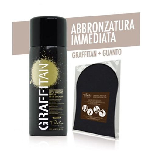That'so Sun Make Up Graffitan 250ml + Guanto Applicazione