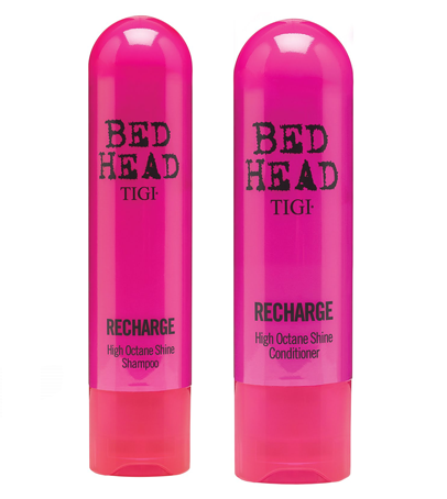Tigi Kit Recharge Shampoo 250ml Recharge Conditioner 200ml