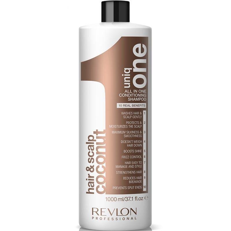 Uniq One All In One Coconut Conditioning Shampoo 1000ml