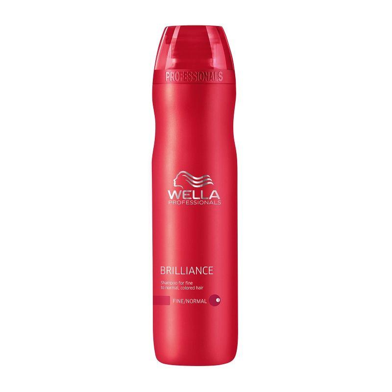 Wella Brilliance Shampoo Capelli Normali/fini 250ml