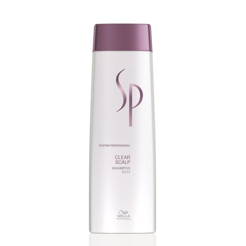 Wella SP Clear Scalp Shampoo 250ml