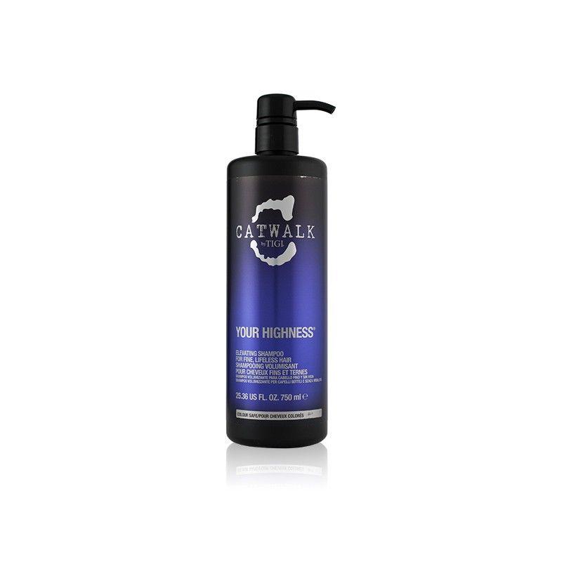 Tigi Catwalk Your Highness Shampoo 750ml - Shampoo Volumizzante