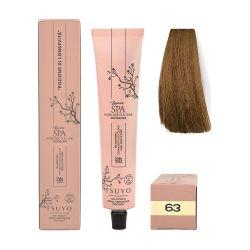 Tecna Tsuyo Organic Hair Colour Biondi - 63 Biondo Scuro Dorato 90ml