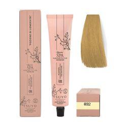 Tecna Tsuyo Organic Hair Colour Biondi - 832 Biondo Chiaro Oro Naturale 90ml