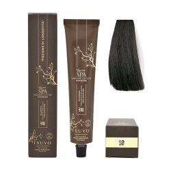 Tecna Tsuyo Organic Hair Colour Naturali - 10 Nero 90ml