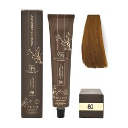 Tecna Tsuyo Organic Hair Colour Naturali - 80 Biondo Chiaro 90ml
