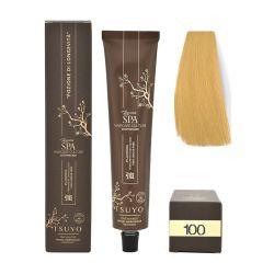 Tecna Tsuyo Organic Hair Colour Naturali - 100 Biondo Platino 90ml