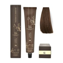 Tecna Tsuyo Organic Hair Colour Cenere - 61 Biondo Scuro Cenere 90ml